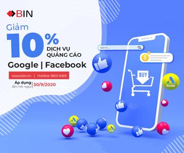 Hỗ trợ mùa dịch - giá rẻ vô địch cho dịch vụ facebook ads và google ads