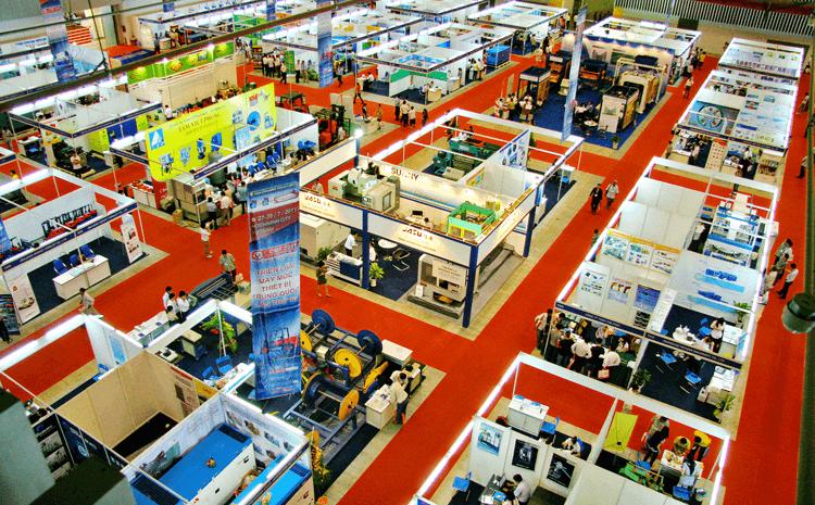 Tham gia triển lãm thương mại có rất nhiều lợi ích với các doanh nghiệp