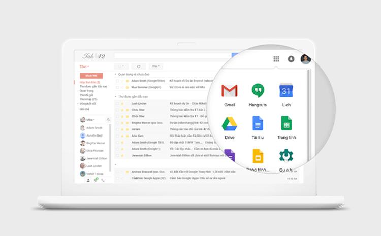 Tại sao nên sử dụng g suite (google apps) cho doanh nghiệp ???