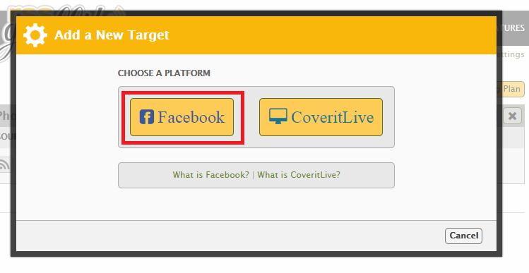 Tự động đăng bài từ Website lên Facebook