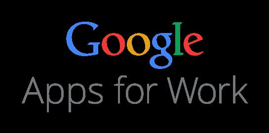 Quy định sử dụng Google Apps for Work