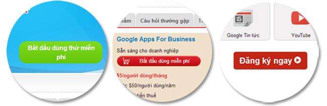Đăng ký dịch vụ Google apps tại BIN Media