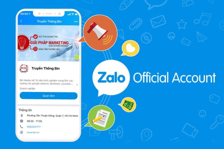 Điều kiện để quảng cáo được trên Zalo